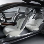 Opel Monza Concept seating