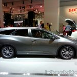 Profile of the Honda Civic Tourer