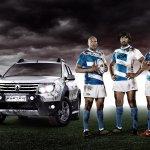 Renault Duster Los Pumas Edition advertisement
