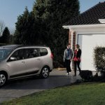 Renault Lodgy official image