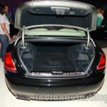 Rolls Royce Wraith launched in India boot space