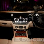 Rolls Royce Wraith launched in India interiors