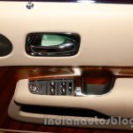 Rolls Royce Wraith launched in India power window switches