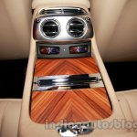 Rolls Royce Wraith launched in India rear AC vents