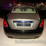 Rolls Royce Wraith launched in India rear