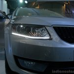 Skoda Octavia LED switched on