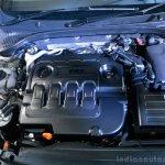 Skoda Octavia diesel engine