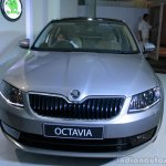 Skoda Octavia front