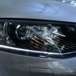 Skoda Octavia headlamp unit