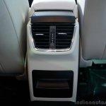 Skoda Octavia rear aircon vent