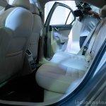 Skoda Octavia rear seat