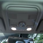 Skoda Octavia sunglass holder