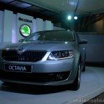 Skoda Octavia unveiling in Mumbai India