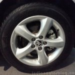 Skoda Rapid new logo wheel cap
