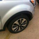 Ssangyong Korando facelift wheel