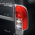 Tata Safari Storme Explorer Edition taillight