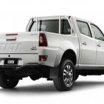Tata Xenon Australia rear three quarters