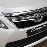 Toyota Camry Hybrid grille