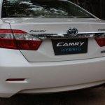 Toyota Camry Hybrid rear
