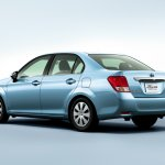 Toyota Corolla Axio Hybrid Japan- rear