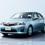 Toyota Corolla Axio Hybrid Japan
