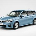 Toyota Corolla Fielder Hybrid Japan