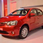 Toyota Etios gets launched in Nepal