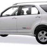Toyota Rush facelift side