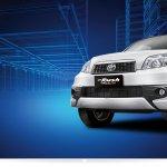 Toyota Rush facelift