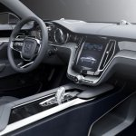 Volvo Concept Coupe dashboard