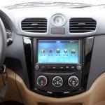 Wuling Hong Guang S facelift touchscreen display