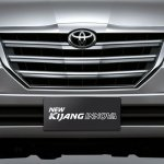 2013 Toyota Innova facelift grille