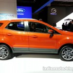 Profile of the Ford EcoSport
