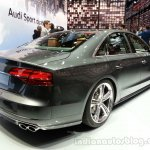 2014 Audi S8 Rear Right