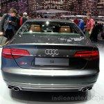 2014 Audi S8 Rear