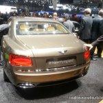 2014 Bentley Flying Spur rear