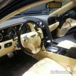 2014 Bentley Flying Spur steering wheel