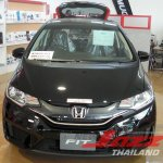 2014 Honda Fit front boot open