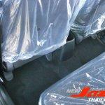 2014 Honda Fit rear seat legroom