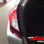 2014 Honda Fit taillight