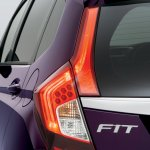 2014 Honda Jazz taillights