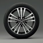 2014 Honda Odyssey 18-inch alloy wheel