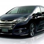 2014 Honda Odyssey Absolute edition