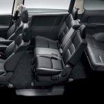 2014 Honda Odyssey black interior