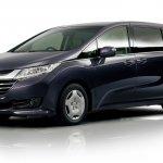 2014 Honda Odyssey front