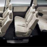 2014 Honda Odyssey ivory cabin