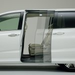 2014 Honda Odyssey sliding rear door