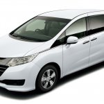 2014 Honda Odyssey white body color