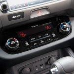2014 Kia Sportage Facelift climate control