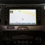 2014 Kia Sportage Facelift infotainment system